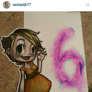 Heres our next random winner! Congrats rachaeljh77! Love that 6!hellip