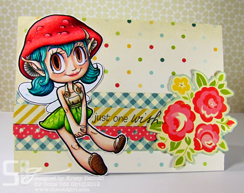 Mushroom-Fairy