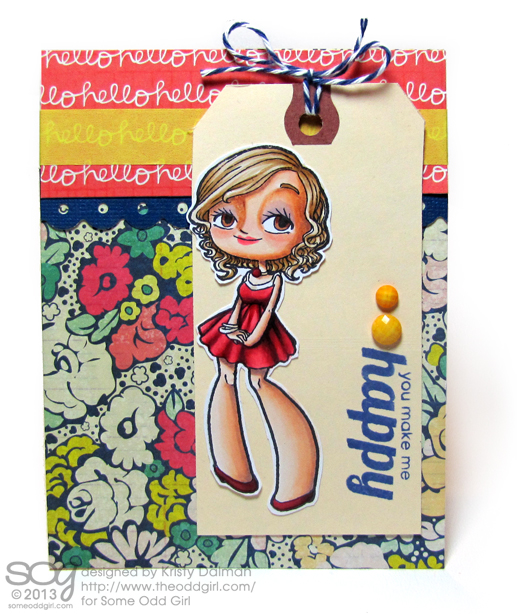 Crushin-Gwen-Kristy-Dalman-Some-Odd-Girl-stamps-you-make-me-happy