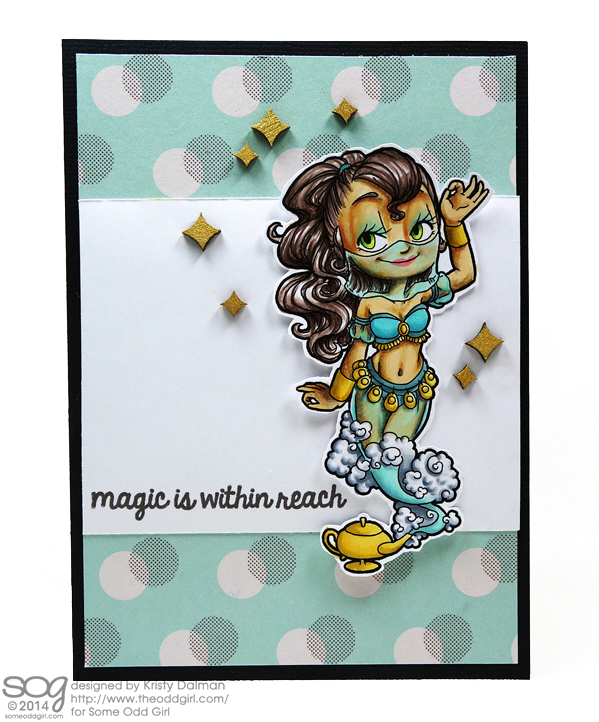 Magic-is-Within-Reach-Kristy-Dalman-Some-Odd-Girl-stamps-Genie-Gwen-Digital-Stamp