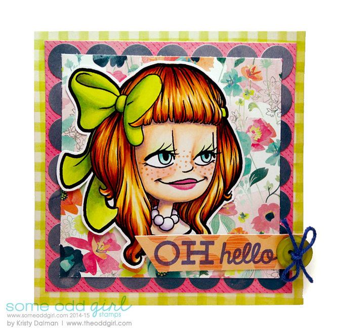 Oh-Hello-Demure-Digi-Digital-Stamp-by-Kristy-Dalman-Some-Odd-Girl-stamps