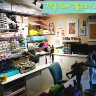 My New Office/Studio: Part 3