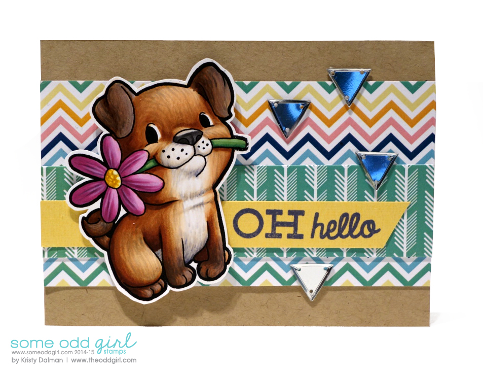 Oh-Hello-Puppy-Love-Card-by-Kristy-Dalman