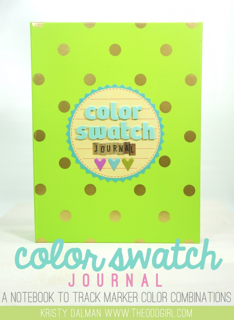 Color-Swatch-Journal