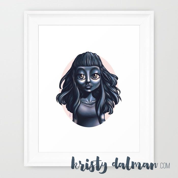 faded-framed-print