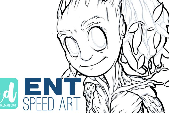 Speed Art | Ent